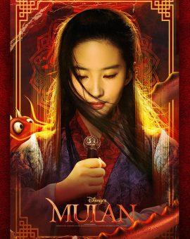 MULAN 2D (2020) – dubbing