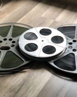 FILMOWE ŻYCIE WIECZNE…? Digitalizacja i rekonstrukcja filmu [Śląski Senior 2020]