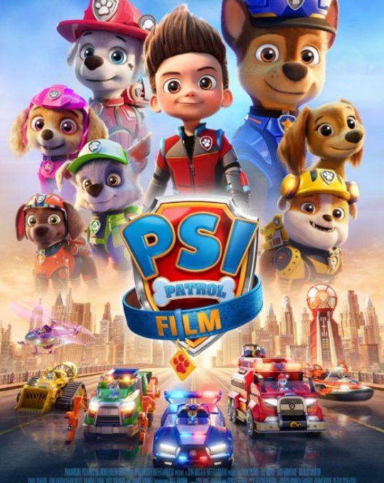 PSI PATROL FILM (2021)