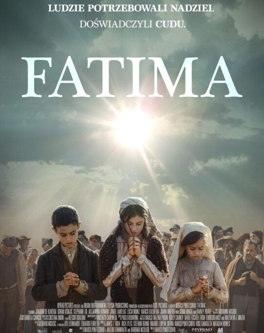 Kino dla Ducha… FATIMA (2020)