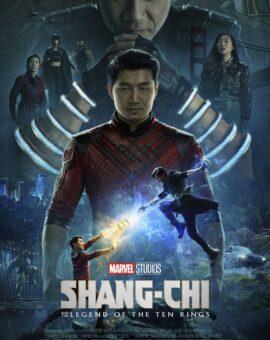 SHANG-CHI I LEGENDA DZIESIĘCIU PIERŚCIENI (2021) 2D