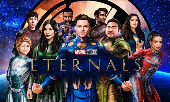 ETERNALS (2021) 3D